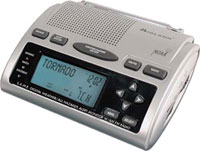 Midland WR-300 NOAA Weather Radio Receiver